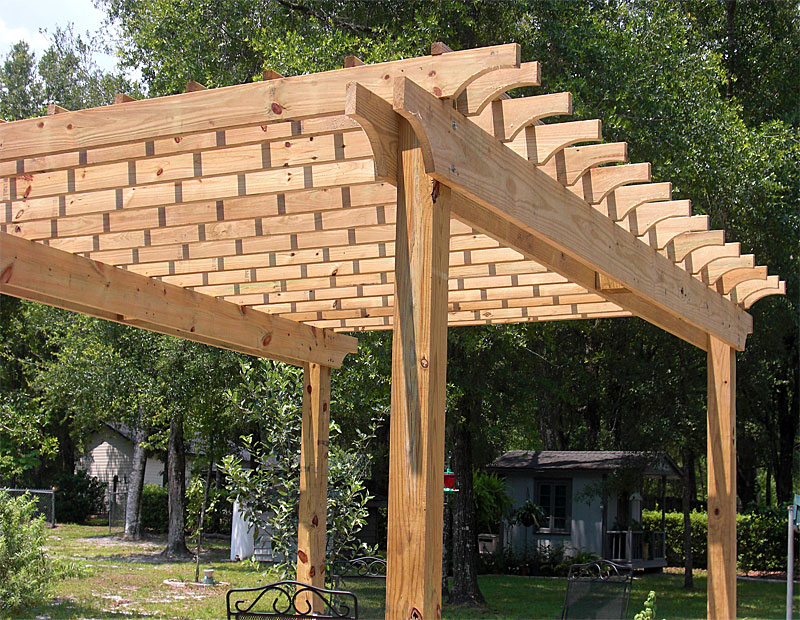 Pergola Gallery Supreme Deck Deck Builders Michigan