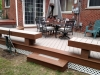CUSTOM BENCHES AND STEPS