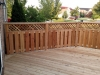CUSTOM PRIVACY FENCE 4 FT TALL