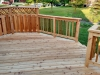 DECK BEFORE WASH AND STAIN