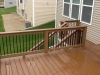 TREX ENHANCE SADDLE RAILING