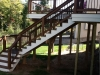 TREX ENHANCE STAIRCASE