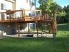 deck level