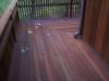 Redwood deck repair