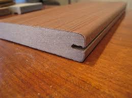 veranda grooved board