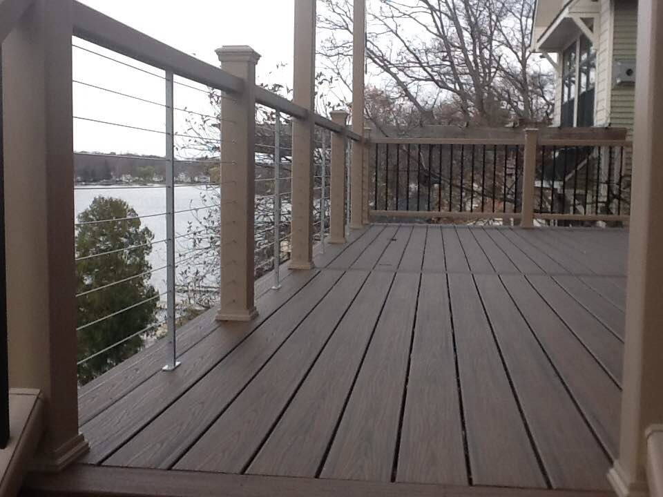 Trex deck builders Michigan