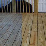 When to seal a new wood deck