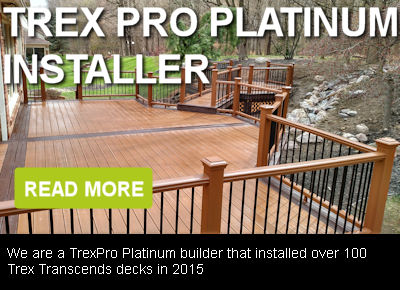 Trex Pro Platinum Installer Michigan