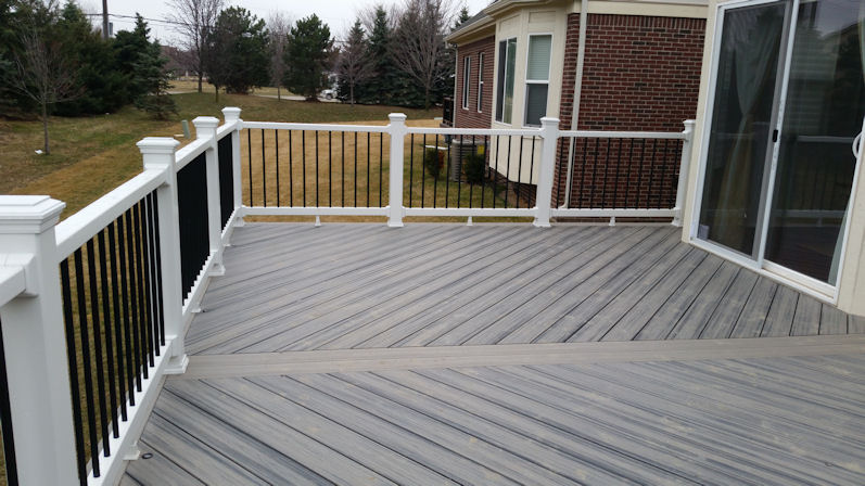 Trex Project Gallery 2 Supreme Deck Trexpro Platinum