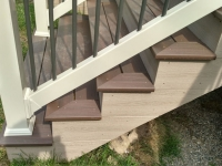 CUSTOM COMPOSITE STEPS
