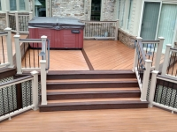 TREX CUSTOM DECK DESIGN