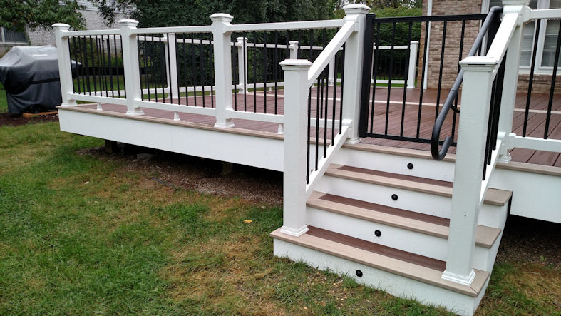 Trex Builders Michigan Archives Supreme Deck Trexpro