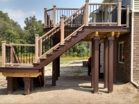 TREX LANDINGS AND STEPS