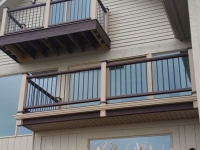 ELEVATED BALCONIES