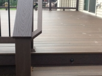 FIBERON RAIL ON STEPS