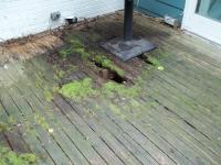 floor rot