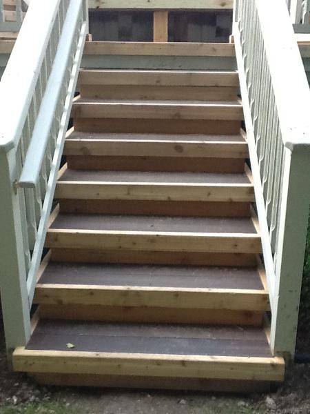 Deck Repair Northville