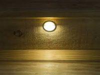 deck step light