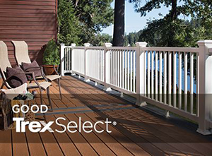 Composite Decking trex michigan deck builder, Michigans best deck builder